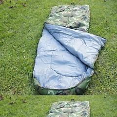 Sac de dormit Sac de Dormit Dreptunghiular Keep Warm Rezistent la umezeală Rezistent la Vânt Rezistent la Praf Ultra Ușor (UL) 210cmX75cm