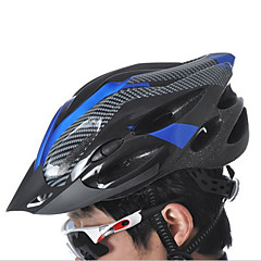 billige Hjelme-Unisex Cykel Hjelm 21 Ventiler Cykling Bjerg Cykling Cykling Klatring En størrelse