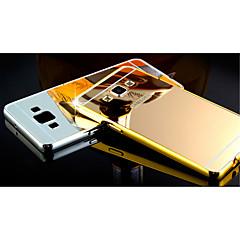 Varten Samsung Galaxy kotelo Pinnoitus / Peili Etui Takakuori Etui Yksivärinen PC Samsung A8 / A7 / A5