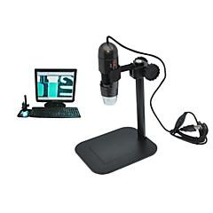 宝石識別ツールランプUSBデジタル顕微鏡アンティークグッズは500×ミニ顕微鏡を観察します