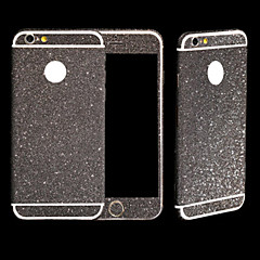 bling bling brillant autocollant corps diamant PVC pour iphone 6 / 6s (couleurs assorties)