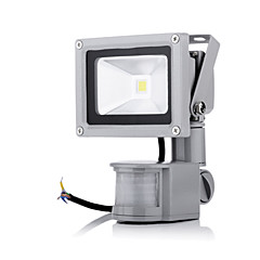 halpa Ulkovalaisimet-2800-6500 lm LED-valonheittimet 1 ledit Teho-LED Tunnistin Lämmin valkoinen Kylmä valkoinen AC 85-265V