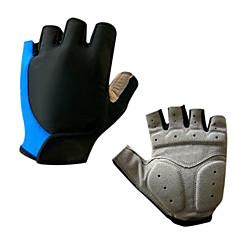 Χαμηλού Κόστους Γάντια Ποδηλασίας-Γάντια για Δραστηριότητες/ Αθλήματα Γάντια ποδηλασίας Φοριέται Αναπνέει Ανθεκτικό στη φθορά Μαξιλαράκι Χωρίς Δάχτυλα Σιλικόνη Συνθετικό