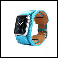 Horlogeband voor Apple Watch Series 3 / 2 / 1 Polsband Klassieke gesp