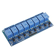 billige Moduler-5v 8 kanals relæmodul board for Arduino pic avr DSP arm
