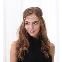 Feest / Dagelijks / Causaal - Haarbanden ( Legering , Gouden )