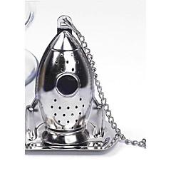 abordables Accesorios para té-Acero inoxidable Manual Cohete 1pc Colador de té / Infusor