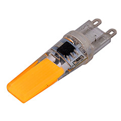 お買い得  LED 電球-YWXLIGHT® 1個 7 W 500-700 lm G9 LED2本ピン電球 T 2 LEDビーズ COB 装飾用 温白色 / クールホワイト 220-240 V / 1個 / RoHs