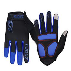 FJQXZ Aktivitets- / Sportshandsker Cykelhandsker Touch Handsker Hold Varm Vindtæt Fleecefoer Ultraviolet Resistent Slidsikkert Letvægt