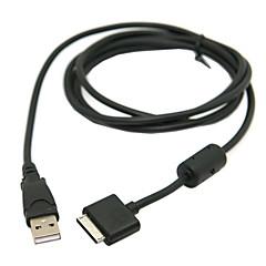 abordables Adaptadores AC y Cables de Alimentación-cy® sony psp go cable de datos usb