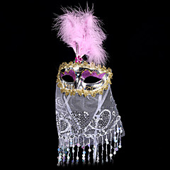 Angel/Devil Mask Unisex Halloween Carnival Festival/Holiday Halloween Costumes
