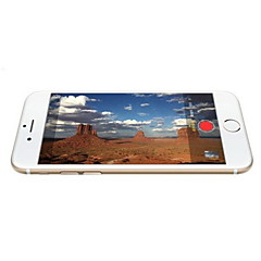 رخيصةأون -2.5D منحني حافة الزجاج حامي الشاشة الأمامية للآيفون 6S / 6