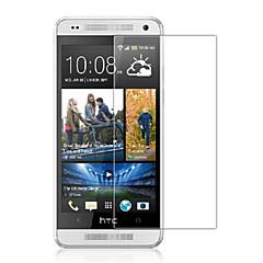 explosieveilige premium gehard glas filmdoek beschermkap 0,3 mm gehard membraan boog voor de HTC One (m7)