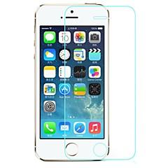 Недорогие Защитные пленки для iPhone SE/5s/5c/5-XIMALONG Защитная плёнка для экрана для iPhone 6s Plus / iPhone 6 Plus / iPhone SE / 5s Закаленное стекло 1 ед. Защитная пленка для экрана Уровень защиты 9H / Взрывозащищенный