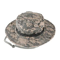 Căciulă Soare Pălării Rezistent la Ultraviolete Pentru bărbați Negru / CamuflajCamping & Drumeții / Vânătoare / Pescuit / Plajă /