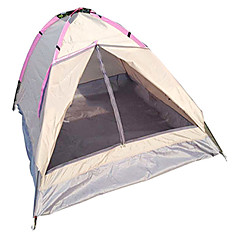 LANGYA 2 persons Tent Single Camping Tent One Room Quick Dry Breathability for Camping CM