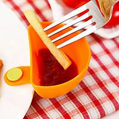 お買い得  キッチン収納-拡張ブラケット付き多機能調味料皿(ランダムカラー)