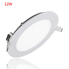 billige Indendørsbelysning-HRY 3000/6500 lm Panellamper 60 leds Højeffekts-LED Dekorativ Varm hvid Kold hvid AC 85-265V