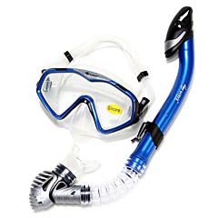 Πακέτα για Κολύμπι με Αναπνευστήρα Αναπνευστήρες Μάσκες Κατάδυσης Μάσκα κολύμβησης Σετ αναπνευστήρα Στεγνή κορυφήΚαταδύσεις & Κολύμπι με