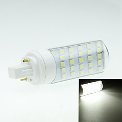 4W G24 LED Bi-pin Lights Rotatable 30 SMD 5050 250-300 lm Warm White Cold White 2800-3200 6000-6500 K Decorative AC 85-265 V