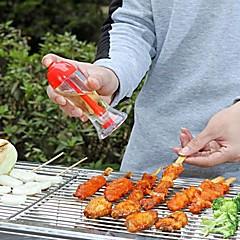 olcso -konyhai eszköz szivárgásmentes permet olaj szója fűszer üveg szósz ecettartó grillezés
