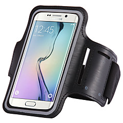 voordelige Galaxy S6 Edge Hoesjes / covers-luxe workout running sport case voor Samsung S3 / S4 / S5 / s6 / edge arm band dekking