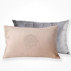 billige Puder-2 Stk. Polyester Pudebetræk,Udsmykket & Broderet Moderne / Nutidig Traditionel Dekorativ