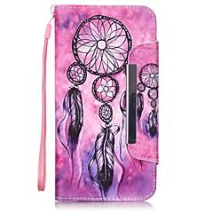 Для Кейс для iPhone 6 / Кейс для iPhone 6 Plus Кошелек / Бумажник для карт / со стендом / Флип / С узором Кейс для Чехол Кейс дляРисунок