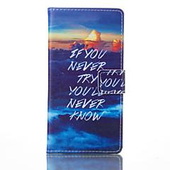 halpa Galaxy S3 kotelot / kuoret-Etui Käyttötarkoitus Samsung Galaxy Samsung Galaxy S7 Edge Korttikotelo Lomapkko Tuella Suojakuori Scenery Pehmeä PU-nahka varten S8 Plus