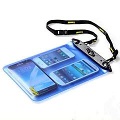 رخيصةأون -صناديق الجافة حقائب ناشفة كيس ضد الماء ضد الماء الهاتف الجوال الغطس و الماء PVC