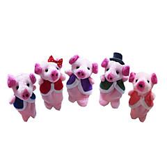 Zabawki Zabawki Świnka Kreskówka Nowoczesne zabawki Chłopcy / Dla dziewczynek Tkanina