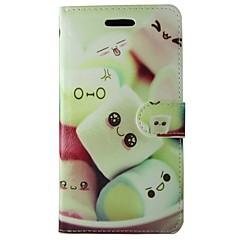 Na Samsung Galaxy Etui Etui na karty / Portfel / Z podpórką / Flip / Wzór Kılıf Futerał Kılıf Kreskówka Skóra PU SamsungS7 / S6 edge / S6