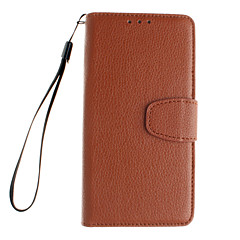 The Embossed Leather Wallet Left Open for HTC M8/M8Mini/M7 Cases / Covers for HTC
