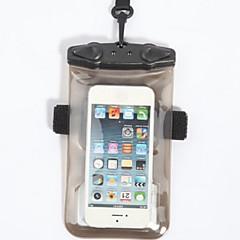 Στεγνό Κουτιά Στεγανές Τσάντες Αδιάβροχη Κινητό τηλέφωνο Καταδύσεις & Κολύμπι με Αναπνευστήρα PVC