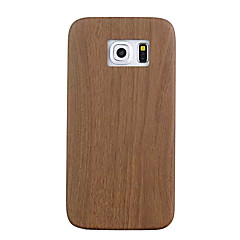 Na Samsung Galaxy S7 Edge Wzór Kılıf Etui na tył Kılıf Tekstura drewna TPU na Samsung S7 edge S7 S6 edge S6