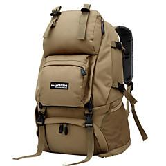 billige Rygsække og tasker-40 L Rygsæk pakker Laptoptaske Rygsække til dagture Rejse Duffeltaske Rejse Organisator rygsæk Campering & Vandring Jagt Fiskeri Klatring