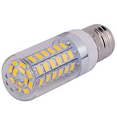 お買い得  LED 電球-YWXLIGHT® 1個 15 W 1500 lm E14 / G9 / E26 / E27 LEDコーン型電球 T 60 LEDビーズ SMD 5730 温白色 / クールホワイト 220 V / 110 V / 1個