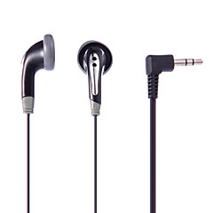 3.5mm stereo in-ear hörlurar hörlurar hörlurar JX-268 för iPod / iPad / iPhone / mp3