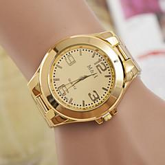 お買い得  レディース腕時計-女性用 リストウォッチ カジュアルウォッチ 合金 バンド チャーム / ファッション ゴールド