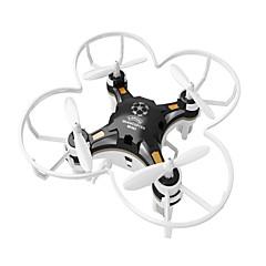 abordables Aeronaves Multieje-RC Dron FQ777 124 4 Canales 6 Ejes 2.4G - Quadccótero de radiocontrol  Retorno Con Un Botón Modo De Control Directo Vuelo Invertido De