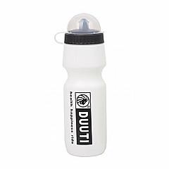 plástico branco morno wearable manutenção de bicicleta garrafa de água 750ml duuti