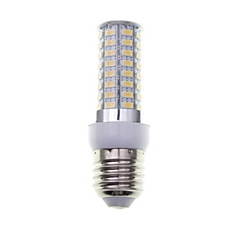 cheap LED Bulbs-SENCART 3000-3500/6500-7500 lm E14 G9 GU10 E26/E27 E26 B22 LED Corn Lights Recessed Retrofit 72 leds SMD 5630 Waterproof Decorative Warm