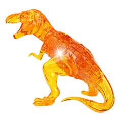 أحجار البناء تركيب تركيب كريستال ألعاب ديناصور بدعة 50 قطع