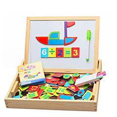 Juguetes Magnéticos Piezas 8*5*3 MM Juguetes Magnéticos Juguete Educativo Juguetes ejecutivos rompecabezas del cubo Para regalo