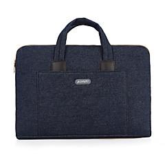 preiswerte Laptop Taschen-fopati® 15inch Laptop-Tasche / Beutel / Hülse für lenovo / mac / samsung schwarz / blau / grau