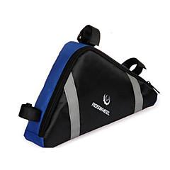 olcso Kerékpár táskák-ROSWHEEL 2.2 L Váztáska / Háromszögkeretes táska Kerékpáros táska Ruhaanyag / PVC Kerékpáros táska Kerékpáros táska Kerékpározás /