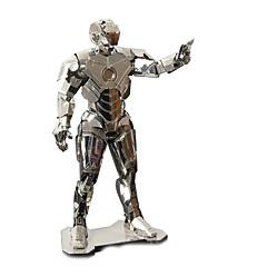 tanie -Zabawki 3D Puzzle Metalowe puzzle Zabawki 3D Superbohaterowie Metal Sztuk