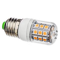 お買い得  LED 電球-3.5W 250-300lm E14 / G9 / E26 / E27 LEDコーン型電球 T 30 LEDビーズ SMD 5050 温白色 / クールホワイト 220-240V / 110-130V