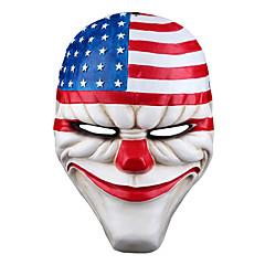 abordables Artículos de Fiesta-Máscaras de Halloween Máscaras de Carnaval Personaje de Película Tema de Horror 1
