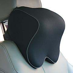 Недорогие Чехлы для сидений и аксессуары для транспортных средств-Подголовники для авто Подголовники Черный Хлопок Назначение Общий for Универсальный Все модели